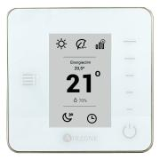 Thermostat radio Airzone Think blanc