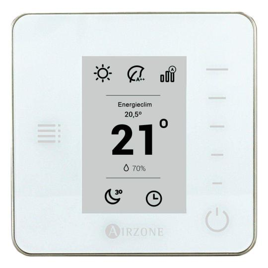 Thermostat radio Airzone Think