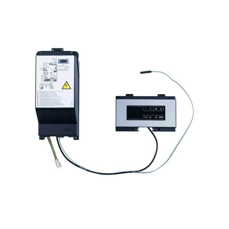 Télécommande Daikin EKRTCTRL1 pour ventilo convecteurs