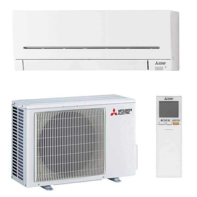 Climatiseur Mitsubishi-Electric MSZ-AP25VGK + MUZ-AP25VG