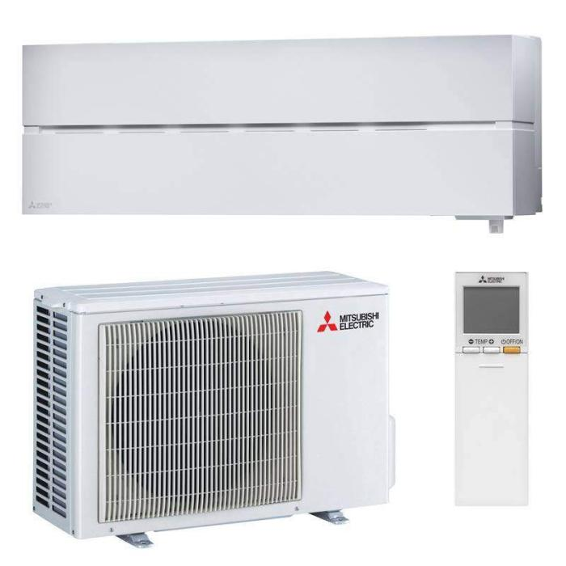 Climatiseur Mitsubishi-Electric MSZ-LN25VG2W + MUZ-LN25VGHZ2