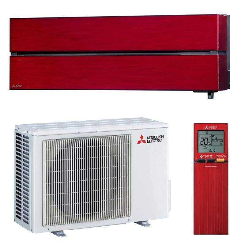 Climatiseur Mitsubishi-Electric MSZ-LN25VG2R + MUZ-LN25VGHZ2
